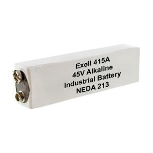 Exell Battery 415A 213 Alkaline