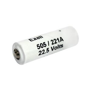 A221 505A Alkaline 22.5V Battery NEDA 221 BLR155 15F15
