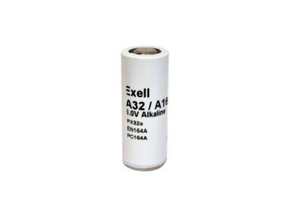 Exell Battery A32PX NEDA 1404A Alkaline 6V