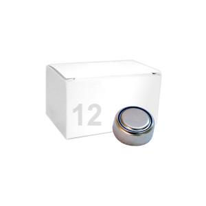 Exell LR44 Alkaline Watch Batteries 12pk A76PX AG13 L1154