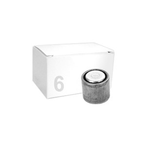 Exell 6pk CR1/3N 2L76 K58L DL1/3N 5018LC 3V Lithium Battery