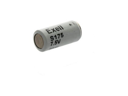 Exell Battery S175 NEDA 1501 Silver oxide 7.5V