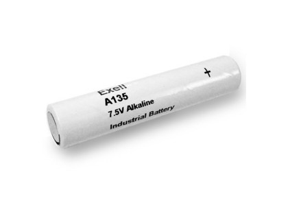 Exell Battery A135 NEDA 1505A Alkaline 7.5V