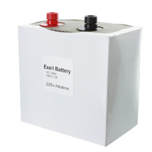 Exell Battery 489A NEDA 728 Alkaline