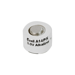Exell Battery A14PX EPX14 Alkaline