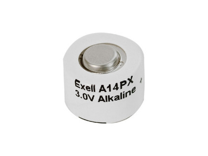 Exell Battery A14PX NEDA 1201 Alkaline